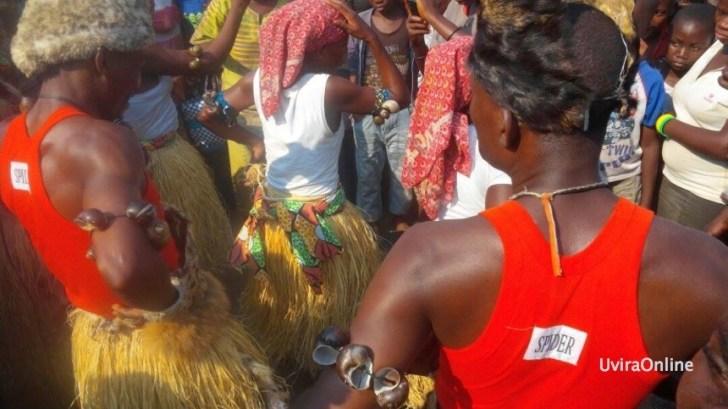 Le groupe Kilwa n'engamba de Maisha théo ilichezesha batu
