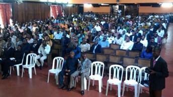 RDC: Justin Bitakwira veut faire l'opposition autrement (Politique)