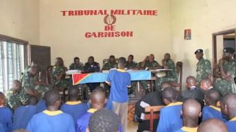 Justice: Uvira, Des éléments des FARDC condamnés à mort.