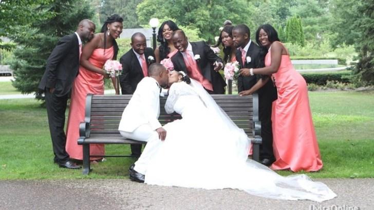 Mariage: Nos félicitations Mwami & Noela pour votre mariage à Ottawa.
