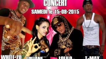 Divertissement: Concert par White Zoo et artistes de Buja Fleva ce samedi à Uvira
