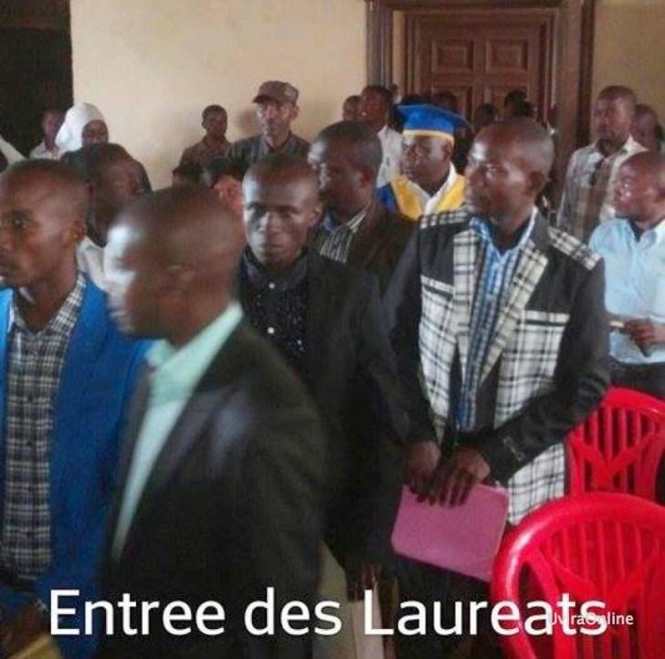 uvira_cérémonies des grades académiques RDC_