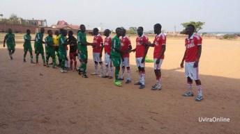 Le Championnat local du Cercle de Football d'Uvira (Division 1 ) pour la saison 2015-2016
