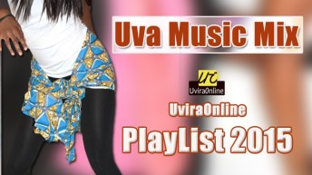 Nos Artistes: Premier Uva Music Mix Playlist 2015