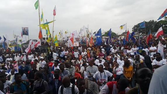 RDCongo: heurts violents en marge d'une manifestation d'opposition à Kinshasa