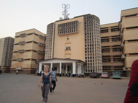 Hôpital Général de Référence Jason Sendwe