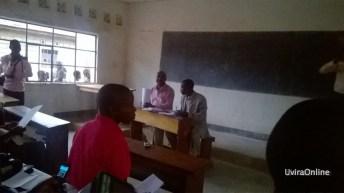 Uvira, plaine de la Ruzizi : l'électrification de la cite de Luvungi conflit de leadership