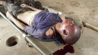 Uvira-RDC: Un voleur  tué cette nuit de samedi 10 au dimanche 11 oct. 2015
