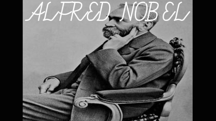 KUMBUKUMBU: ALFRED BERNARD NOBEL