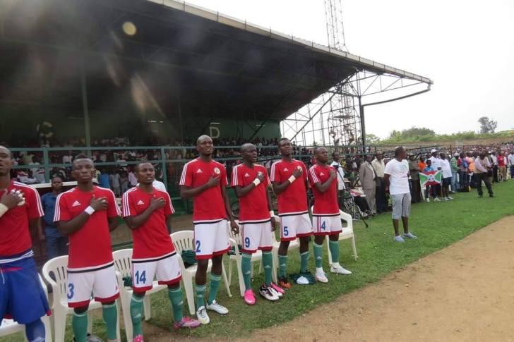 burundi football