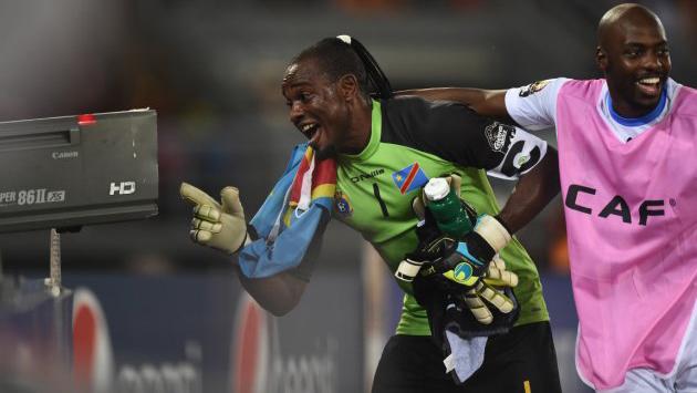 Robert Kidiaba du TP Mazembe parmi les 24 nommés du trophée de Meilleur joueur 2015 basé en Afrique