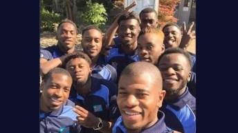 Football-RDC: La liste de 18 joueurs, tous évoluant en Europe, retenus pour cette rencontre.
