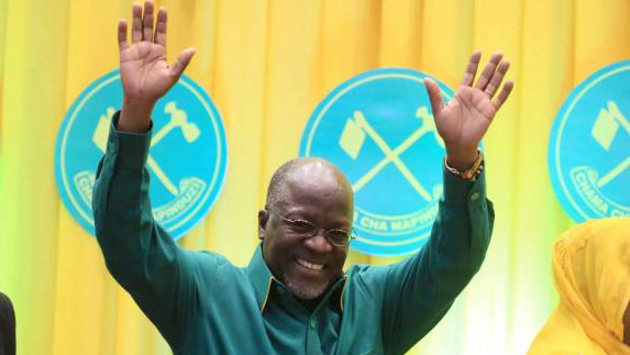 Tanzania: WASIFU (Bio) WA JOHN POMBE JOSEPH MAGUFULI.