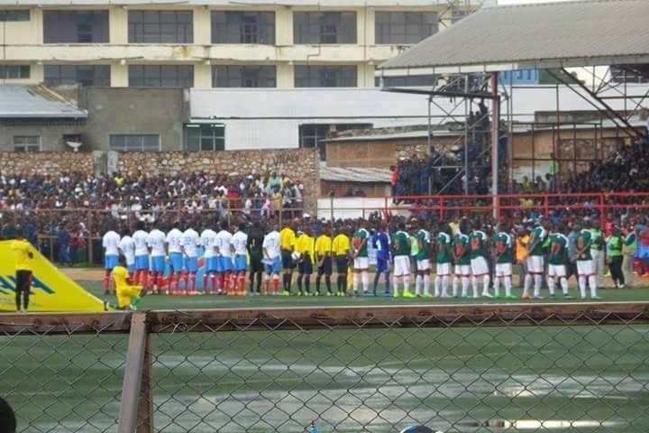 Match Congo Burundi