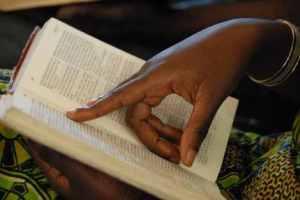 la bible en afrique