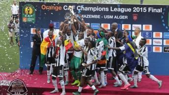 CAF-LIGUE DES CHAMPIONS: Mazembe décroche son cinquième titre en Ligue des champions au détriment de l'USM Alger (2-0)