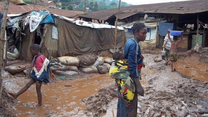 Kadutu-RDC: Mvua mutaani Kadutu ilipelekeya mafaa ya watu 18