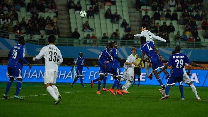 FootBall-RDC: Élimination du tp mazembe de la coupe du monde des clubs, après sa défaite 0-3.