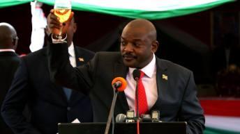 Burundi: S.E le Président Nkurunziza procédait ce 23 décembre 2015 à l'échange de Vœux