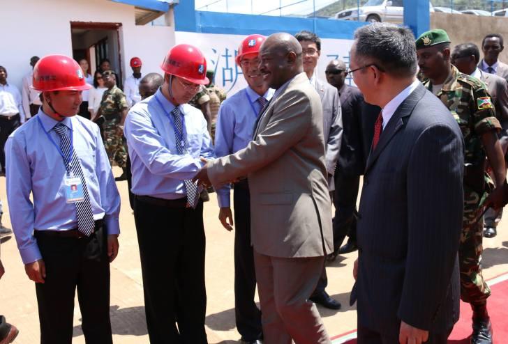 Nurundi nouvelle présidence