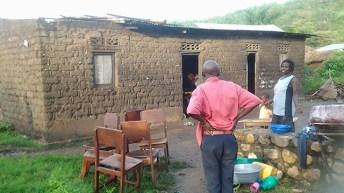 Kiliba-RDC:  72 familles sinistrées sans abri a Kiliba