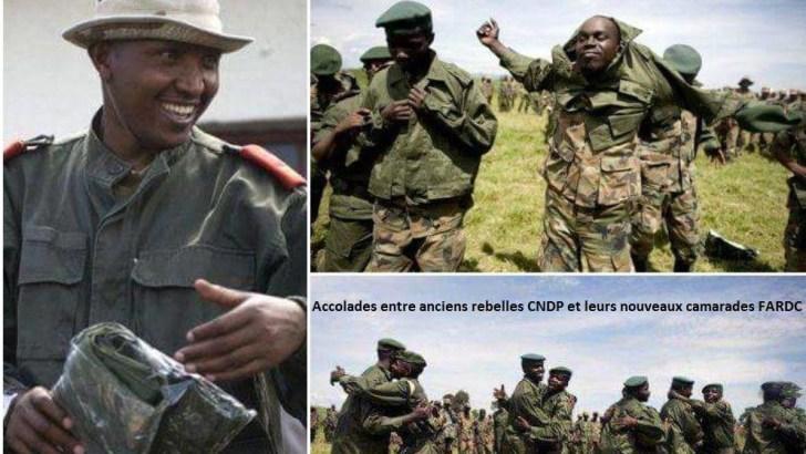 C'ÉTAIT: un 29 janvier, comme aujourd'hui…les rebelles du CNDP intègrent l'armée congolaise.