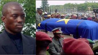 C'ÉTAIT: un 21 janvier, comme aujourd'hui…la dépouille de Laurent-Désiré Kabila est rapatriée à Kinshasa