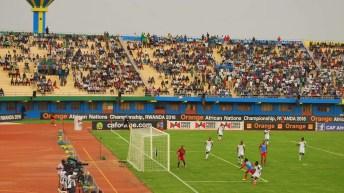 CHAN RWANDA 20146 : Le gardien Matampi envoie la RD Congo en finale du 4ème CHAN au détriment de la Guinée (5-4)