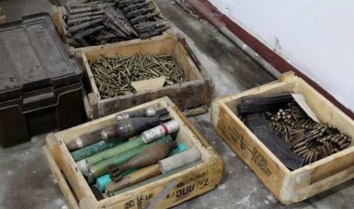 C'ÉTAIT: un 21 février, comme aujourd'hui…découverte d'une deuxième cache d'armes à Bukavu