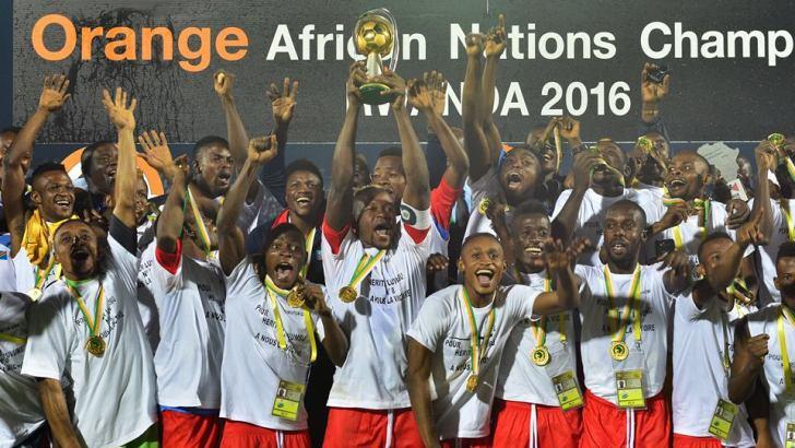 CHAN 2016: Album de 250 photos de l'ambiance autour du final Mali Vs RDC