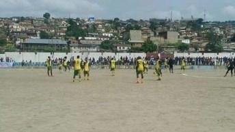 Football-RDC D1: V CLUB TERMINE EN BEAUTÉ SA PHASE DES GROUPES