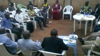 Bukavu-RDC: Tenue de la première réunion de la DYNAMIQUE HEWA BORA