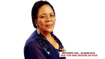 Montréal: Annonce et programme du deuil de maman Henriette Mulekela KAMBALA