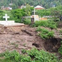 Uvira-RDC: Dégradation du cimetière de Narumanga