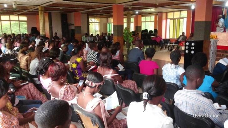 Uvira-RDC: Célébration du mois de la femme et l'investiture du Nouveau Collège des étudiants à l'ISC