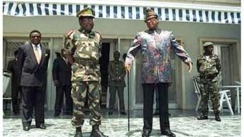 C'était: un 8 avril, comme aujourd'hui…Mobutu décrète l'état d'urgence sur tout le pays.
