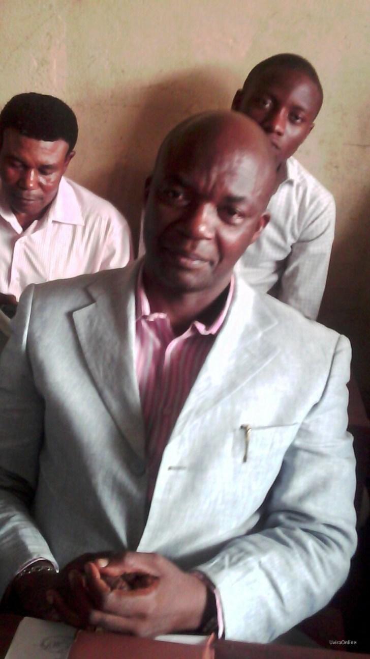 Teddy Mutambala