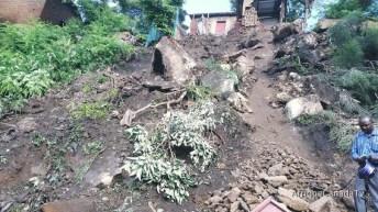 Uvira-RDC: Encore des morts victimes d'un éboulement ce samedi 09 avril.