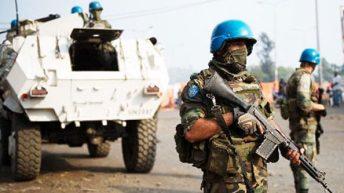 Démantie: Entrée illégale d'armes de munitions dans le territoire d'Uvira par la MONUSCO