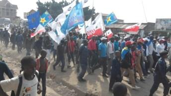 Uvira – RDC : La Marche pacifique de Front Citoyen et son lancement officiel