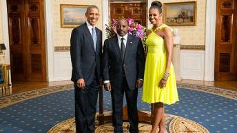 RDC: Ce que Barack Obama a écrit à Joseph Kabila à l'occasion des festivités de l'indépendance de la RDC