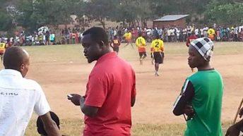 Kamanyula-SPORT. Triage au sore des Quarts des FINALES du championnat locale