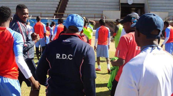 RDC foot