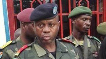 Uvira-RDC: Le Général  B.J.G  une Année à la tête des opérations Sokola II Sud-Kivu.