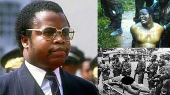 HISTORIA- SEPTEMBA 9, 1990: KIFO CHA DIKTETA SAMUEL DOE WA LIBERIA.