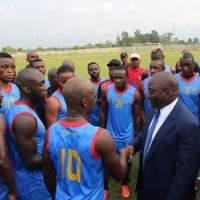 Sport-RDC: Le Président Joseph Kabila octroie une prime d'encouragement de 200.000 USD aux Léopards