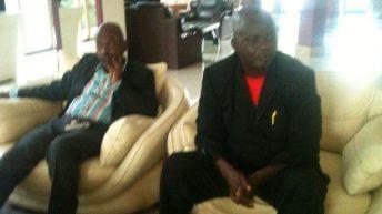 Burundi-RDC : « sit-in des jeunes du PPRD devant la résidence de M. Cishambo », Joseph Itambo Misenga sort de son silence !