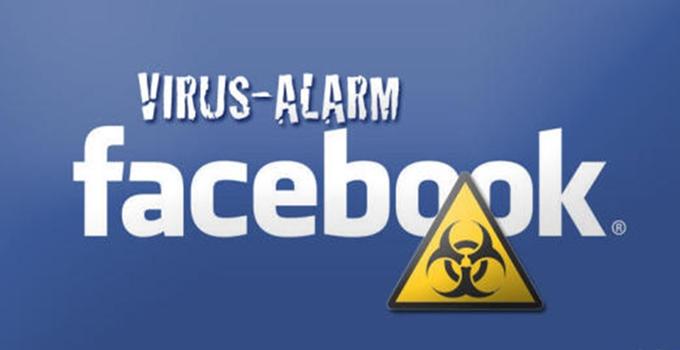 Un virus vidéo progresse rapidement sur Facebook