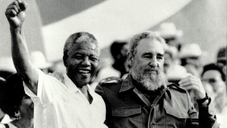 7 raisons pour lesquelles les Noirs aimaient Fidel Castro