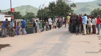 Sange-RDC: Deux morts et une moto calcinée dans un accident ce 4 novembre